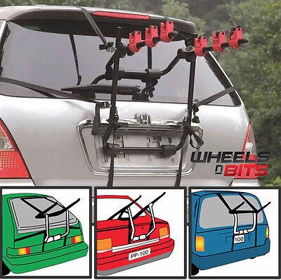 WHEELS N BITS 3 BICICLETTE AUTO SUV 4X4 portapacchi ACCESSORIO UNIVERSALE