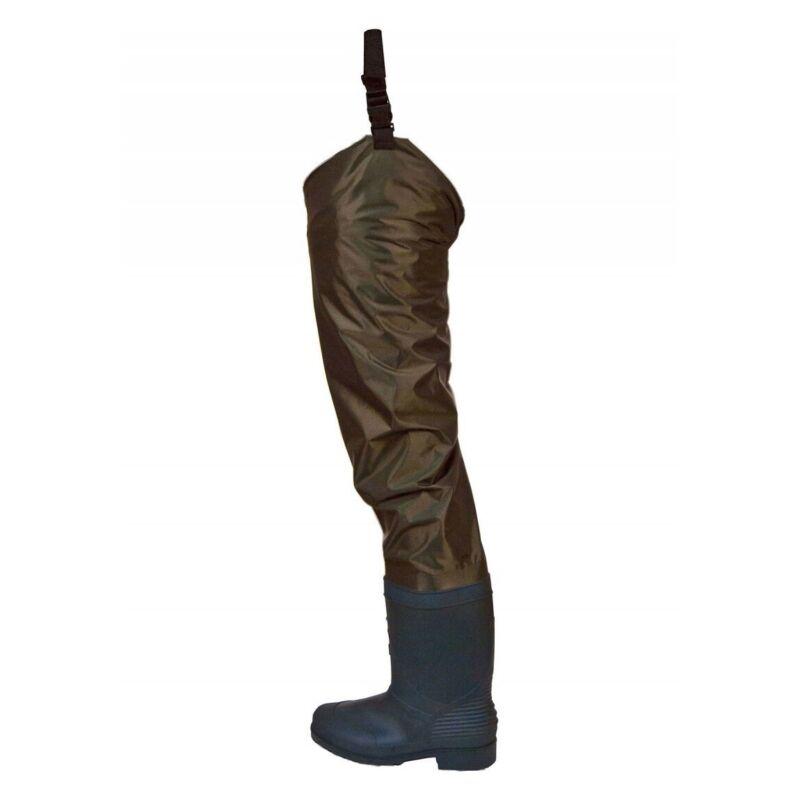 Frogg Toggs 2716349 Rana II PVC Nylon Felt Sole Hip Waders