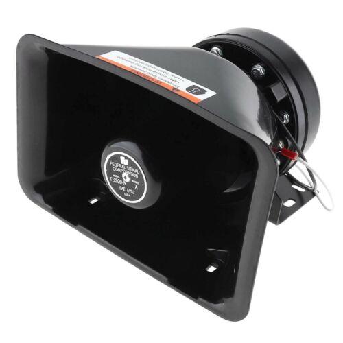Federal Siren Speaker, Brand New. 100 Watt Rated Power for any Siren or P.A. Amp