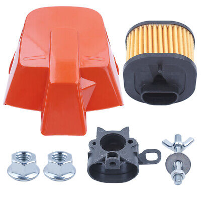 HD Top Air Filter Cover Intake Adpator For Husqvarna 362 365 372 372XP Chainsaw