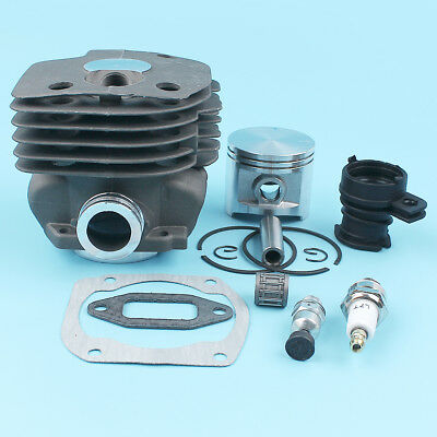 50mm Cylinder Piston Intake Boot Kit for HUSQVARNA 365 362 371 372 XP Chainsaw
