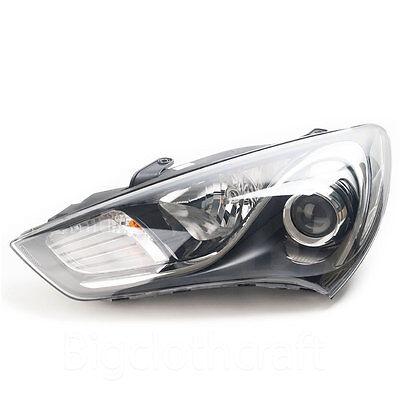 Genuine OEM Halogen Head Light Lamp LH for Hyundai Genesis Coupe 2013-2014