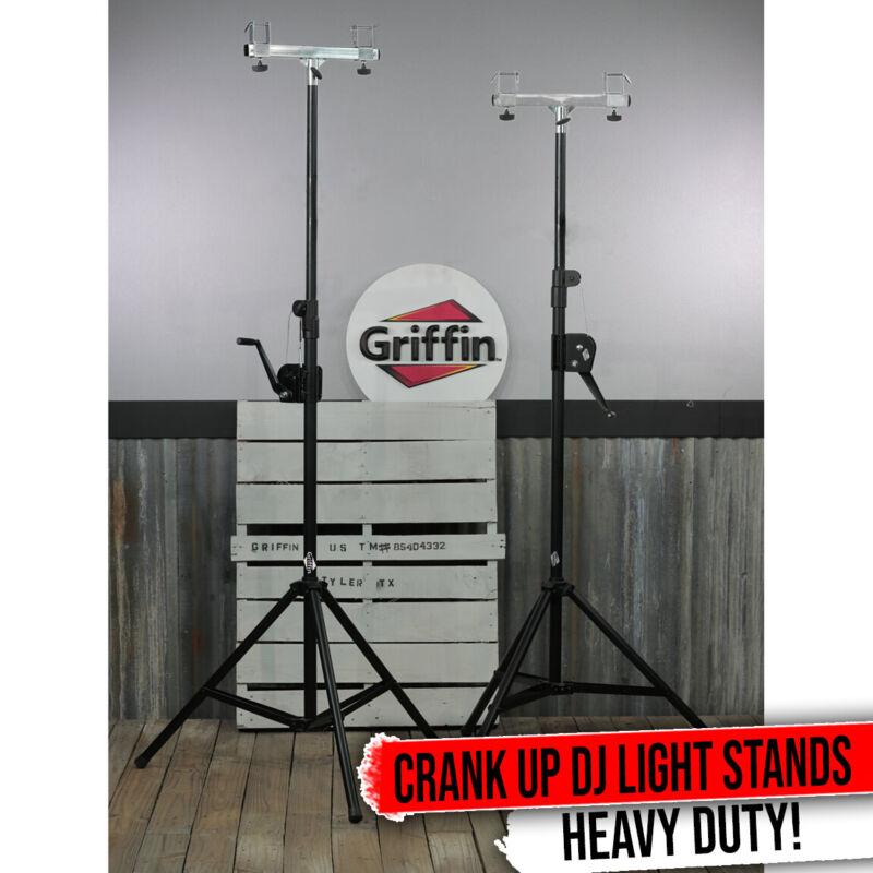 Crank Up Light Trussing Stands Truss System Speaker Mount DJ Booth Stage Holder