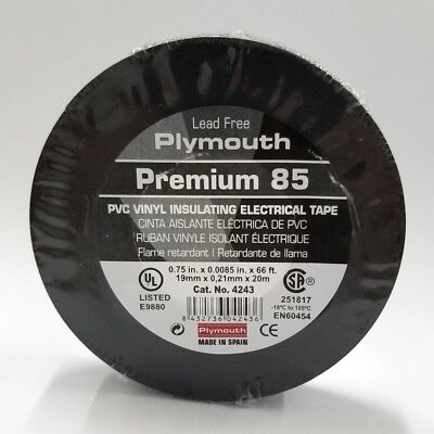 Plymouth Rubber - Plymouth Rubber Premium 85 #4243, 3/4