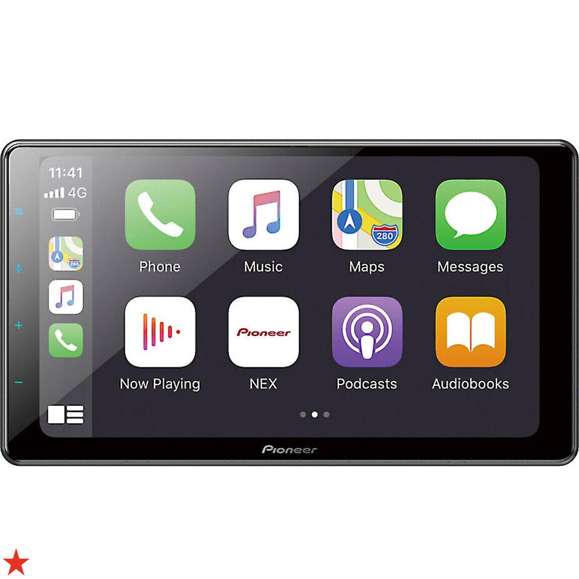 dmh wc6600nex 9 touchscreen digital multimedia receiver
