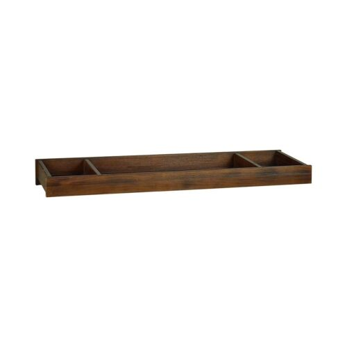 OXFORD Baby PIERMONT Changing Table Topper in Rustic Farmhouse Brown14065810