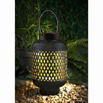 Garden Solar Power Marrakesh Extra Large Decorative Lantern Lamp Light