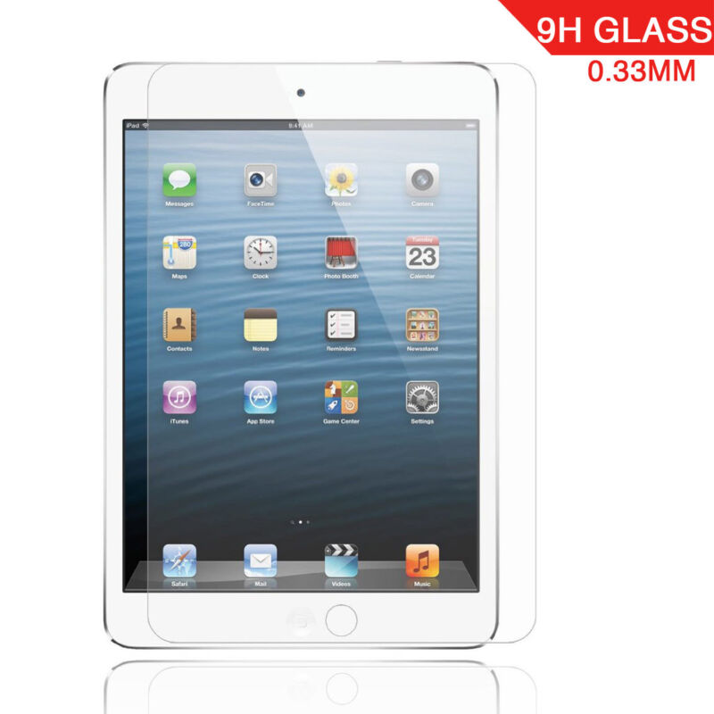 For New Ipad 6th Gen 9.7 Inch 2018 A1893 A1954 Tempered Glass Screen Protector
