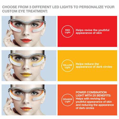 SKIN INC Optimizer Tri-Light Voyage Glasses for Bright Eyes  BRAND NEW  Bright Eyes Light