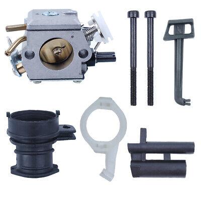 Carburetor Intake Kit For Husqvarna 365 362 372 371 372XP Chainsaw Repair Parts