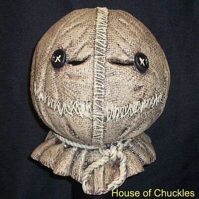 Sam Burlap Mask, Trick R Treat, Adult, Trick or Treat Studios