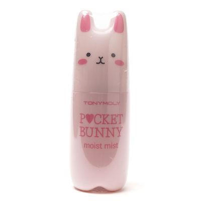 [Ship from USA] Tonymoly Pocket Bunny Mist MOIST Type 60ml w/ Free Sample