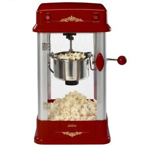 Grosse machine à popcorn