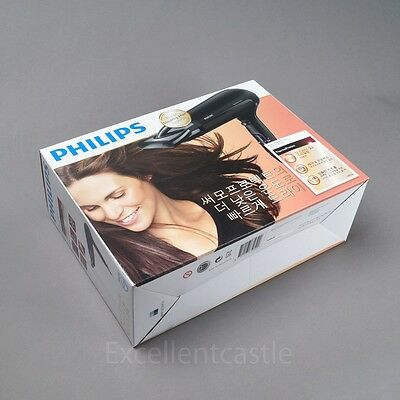 Philips Thermo Protect Hair Dryer Black 220V 2100W HP8230