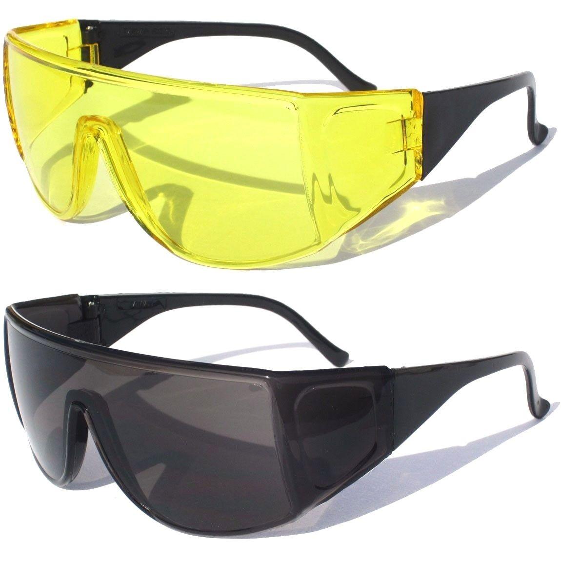 60e5e76bd6 Goggles Shooting Gun Range Eye Protection Safety Glasses Sunglasses ...