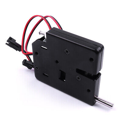 1pcs Dc 12v Electromagnetic Electric Control Lock Latch For Door Cabinet Drawer