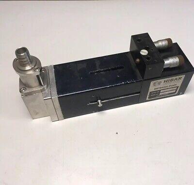 Hibar Systems Metering Pump 4f2c-19-105