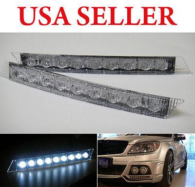 Audi Style LED Daytime Running Light DRL Daylight Kit Fog Lamp for TOYOTA