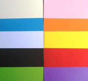 50 SHEET A5 CARD STOCK  ASSORTED COLOUR PACK  160gms ART CRAFT CARDS