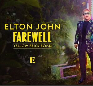Elton John Farewell Tour Tickets