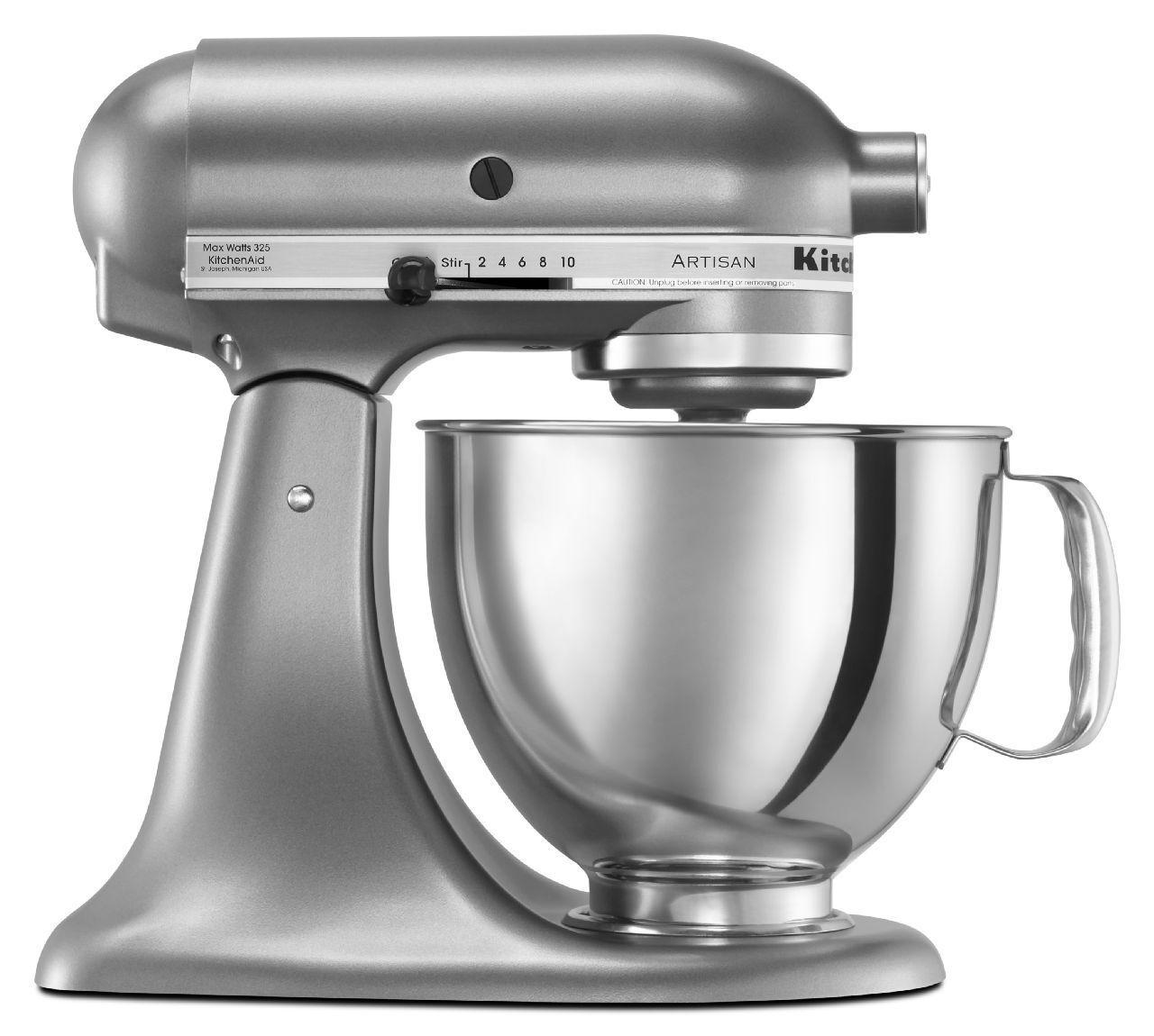 KitchenAid Stand Mixer tilt 5-QT rrk150 Ksm150ps Artisan Tilt Many Colors Choose