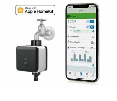 Eve Aqua Smart Irrigation Control System Bluetooth iOS 11.3 Or Higher Genuine