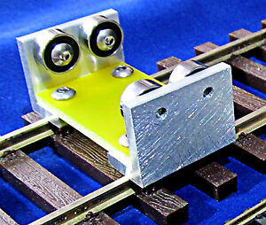 O GAUGE. 32mm. SM32 GAUGE, ROLLING ROAD CRADLES, SUIT HORNBY, PECO, FALLER. #NEW