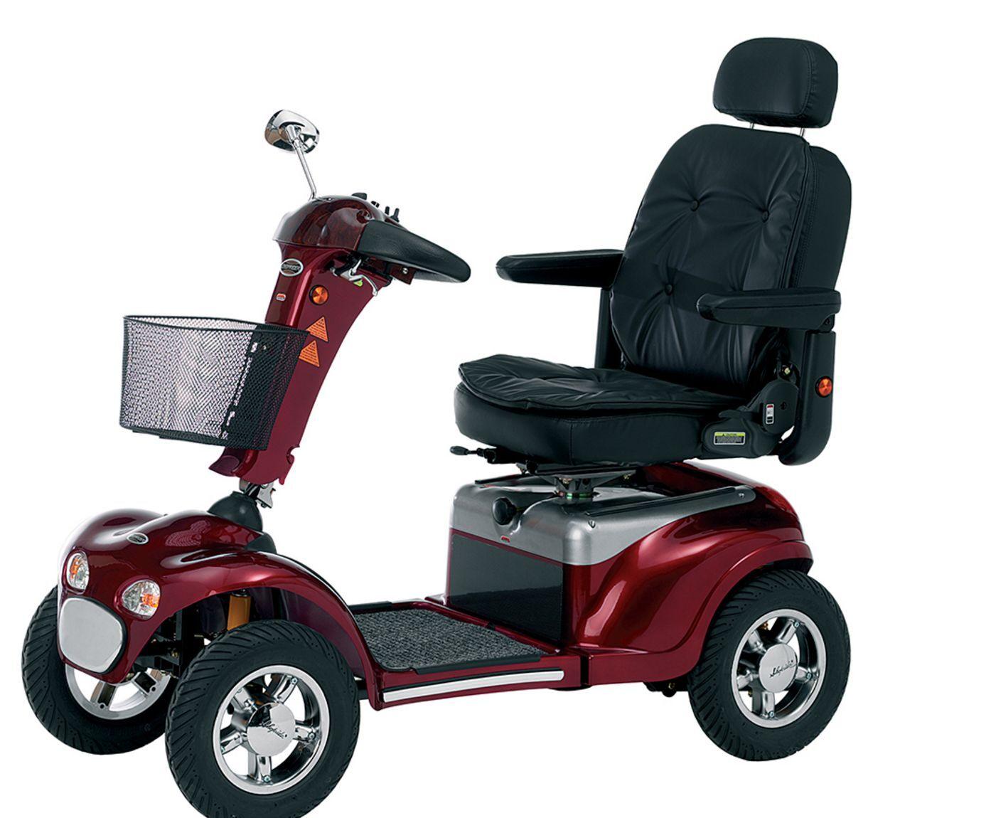 brand new shoprider cordoba 8mph heavy duty road legal