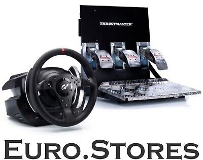 ThrustMaster T500 RS USB Game Controller Wheel & Pedals PC...