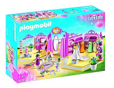 Playmobil City Life 9226 - Tienda de novias. De 4 a 10...