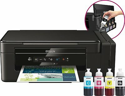 Epson EcoTank ET-2650 3-in-1 Multifunktionsgerät (Drucker,Scanner,Kopierer) WIFI