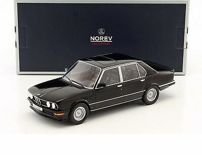 NOREV 1:18 1980 BMW M 535i DIE-Dramatis personae CAR Ideal 183264 Blackguardly