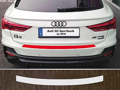 Lackschutzfolie Ladekantenschutz transparent Audi Q3 Sportback ab 2019