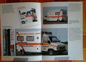 Fiat-ducato-Ford-volkswagen-ambulanza-ambulance-brochure-leaflet-prospekt-italy