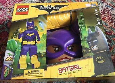 Lego Batman Movie Batgirl Superhero Costume Classic Girl Girls Medium (7/8)](Batgirl Classic Costume)