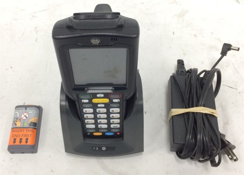 Motorola Symbol MC3190 Mobile Computer Scanner Win CE 6.0 MC3190-GL2H04E0A