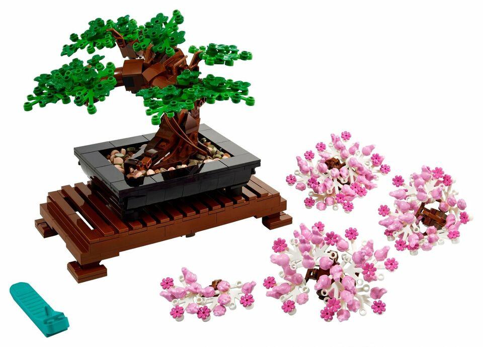LEGO® Creator Expert 10281 Bonsai Baum KunstBlume NEU in Hannover
