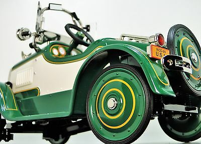 Classic Metal Pedal Car - Pedal Car 1920 Ford Rare Vintage T Classic Metal Collector READ FULL DESCRIPTION