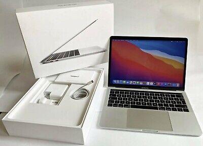 "Apple MacBook Pro 13"" Touchbar Touch ID 256GB 8GB 3.1 GHz Modell 2017"