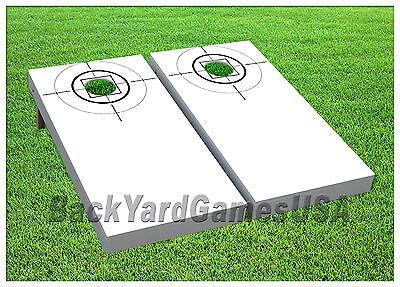 VINYL WRAPS CORNHOLE BEANBAG Boards Shot at Target White 918](Bean Bags At Target)