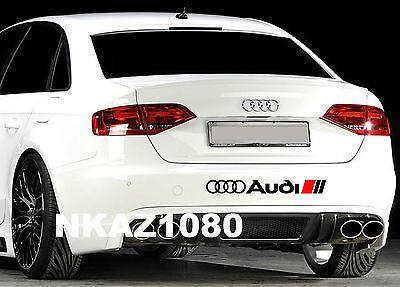 Audi Sport Audi License Plate Frame RS3 TTRS R8 A4 S4 TT S5 Q5 SQ5 Q7 Pair
