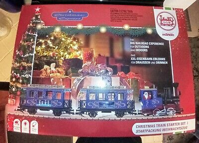 LGB / MARKLIN G SCALE CHRISTMAS TRAIN SET NEW IN THE BOX #72305 FREE SHIPPING!!!