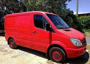 2009 Mercedes-Benz Sprinter 3 seats 311CDI Phillip Woden Valley Preview