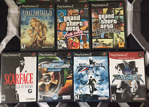 PS2 w/ 1 controller, PS2 games For Sale!