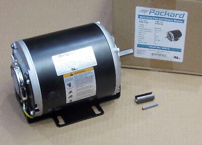 Belt Drive Motor 13 Hp 1725 Rpm 115 Volts 6.6 Amps
