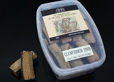 BHP Smokewood Gold Chunks - Glenfiddich 2006 Whisky Chunks 500g