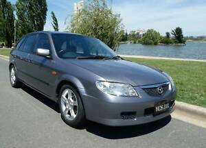 2003 Mazda 323 Astina Manual Hatchback