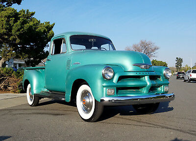 1954 Chevrolet Other Pickups  1954 Chevy Truck 5 window shortbed - Ford Plymouth dodge 47 48 49 50 51 52 53 55