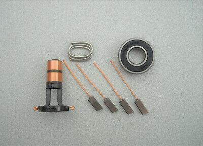 ARK107 NEW REPAIR KIT FOR VALEO ALTERNATOR Bearing NSK 6202 Brushes Slip rings