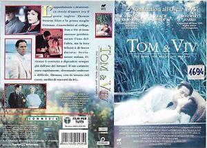 TOM-amp-VIV-NEL-BENE-NEL-MALE-PER-SEMPRE-1994-vhs-ex-noleggio